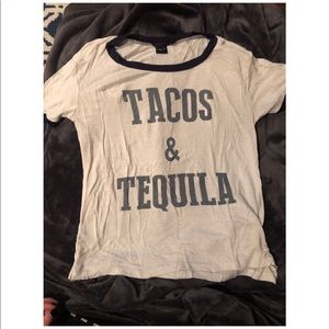'Tacos & Tequila' T-shirt